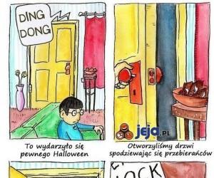 Niezapomniane Halloween