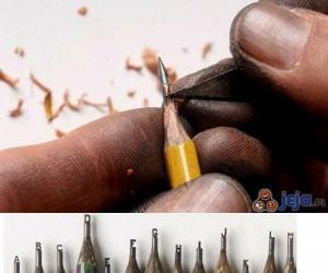 Ołówkowy artysta
