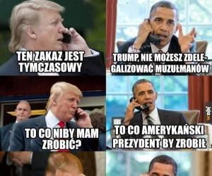 Co powinien zrobić prezydent USA