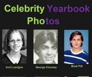 Zdjęcia gwiazd w młodości