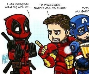 "Po obejrzeniu ""Deadpoola"""