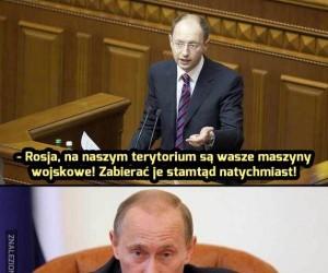 Codzienna dawka Putina