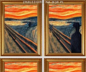 "Historia ""Krzyku"" Muncha"