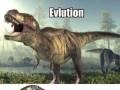 Ewolucjo, przestań!