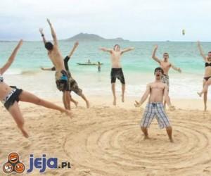 To się dziś robi na plaży