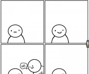 Gdy wydaje Ci się, że możesz być szczęśliwy...
