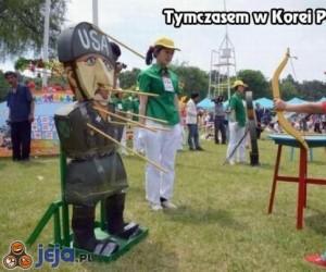 Tymczasem w Korei Północnej...