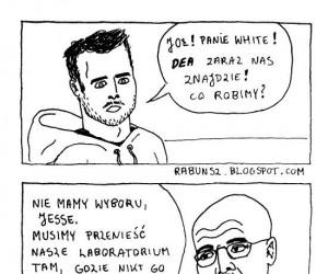 Breaking Bad w Polsce