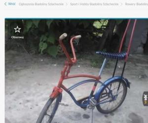 Sprzedam szalony rower