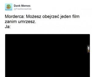 Ostatni film