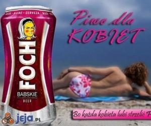 Foch - Piwo dla kobiet