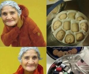 Babcie tak mają
