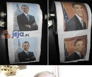 Tymczasem u Putina w łazience