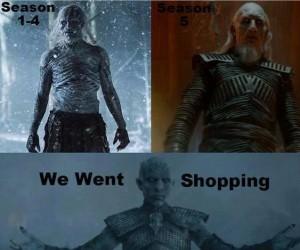 Byliśmy na zakupach