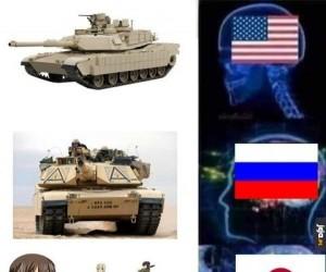 Najskuteczniejsze pojazdy bojowe