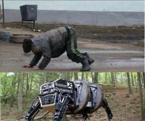 Rosyjski robot