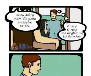 Nigdy więcej nie kupię nic od EA