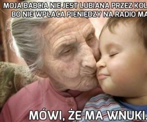 Taka babcia to prawdziwy skarb