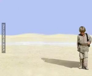 Ten cień...