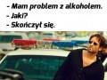 Problem z alkoholem