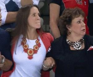 Kobiety na meczach...