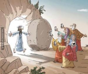 Gdyby Jezus zmartwychwstał w XXI wieku