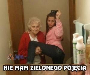 1:0 dla babci