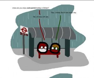 Ukraiński deszcz