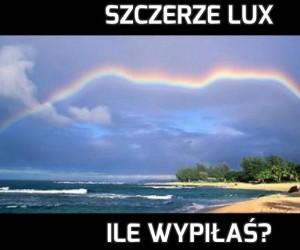 Szczerze, Lux...
