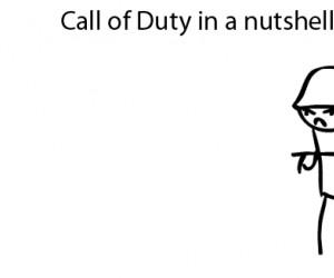 Logika Call of Duty