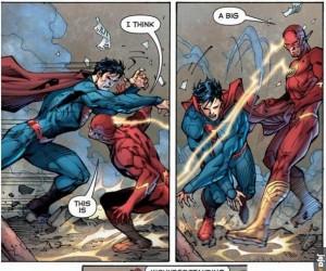 Flash był kiedyś kozakiem