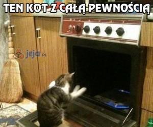 Koteł, co ja ci mówiłem o ciemnych mocach....