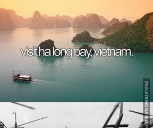Odwiedzić Wietnam