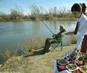 Burżuj na rybach