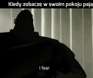 Mój największy strach