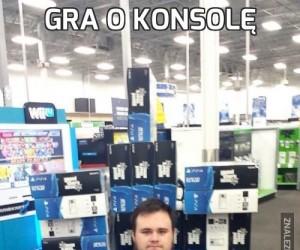 Gra o konsolę