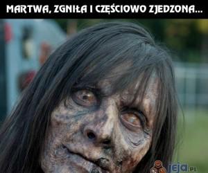 Zombie w filmach...