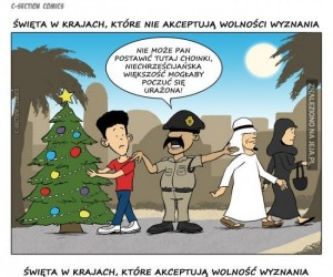Świąteczna tolerancja