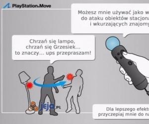 Wyżyj się na wszystkich z PlayStation Move