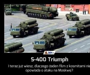 S-400 Triumph