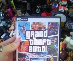 Mało znana odsłona GTA
