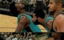 Podczas meczu koszykówki...