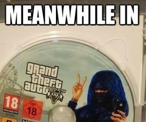 GTA V w Arabii Saudyjskiej