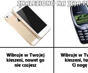 Dzisiejsze telefony to nie to samo...
