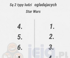 Sposób oglądania Star Wars