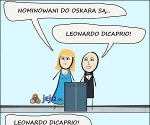 Leonardo nie ma szans...