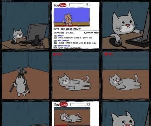 Być sławnym na YouTube