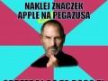 Znaczek Apple