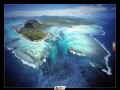 Oto podwodny wodospad