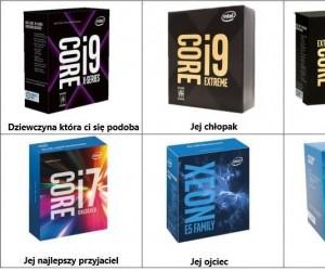 I tak zmieniłem nazwisko, poprzednio nazywałem się Pentium